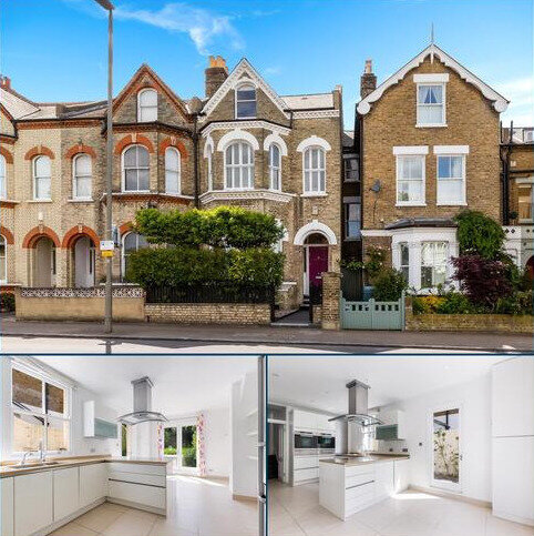 5 bedroom terraced house for sale - St. James's Drive, London, SW17