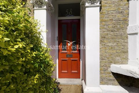 3 bedroom flat to rent - Ferndale Road, Clapham North, SW4