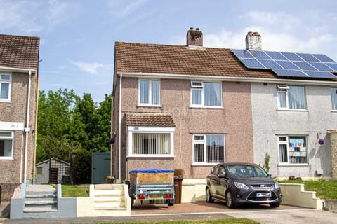 3 bedroom semi-detached house for sale - Blandford Road, Efford, PL3 6JD
