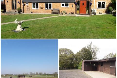 2 bedroom equestrian property for sale - Melton Road Hickling Pastures, mowbray, LE4