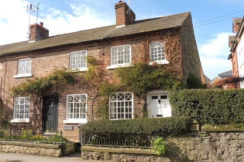 1 bedroom end of terrace house for sale - Rose Cottages, Llansantffraid, Powys, SY22