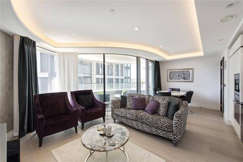 2 bedroom apartment to rent - Tower One (7th Floor), The Corniche, 24 Albert Embankment, SE1