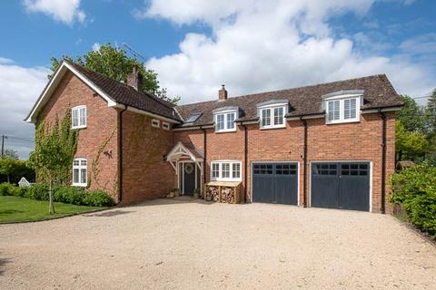 5 bedroom detached house for sale - Woodborough, Pewsey, Wiltshire, SN9