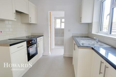 2 bedroom semi-detached house for sale - Blackheath Road, Lowestoft