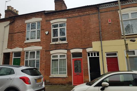 3 bedroom terraced house to rent - Avenue Road Extension, Leicester
