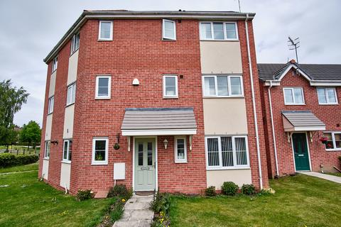 4 bedroom townhouse for sale -  Knavesmire Way,  Liverpool, L19