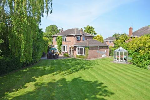 4 bedroom detached house for sale - Shilton Garth Close, Earswick