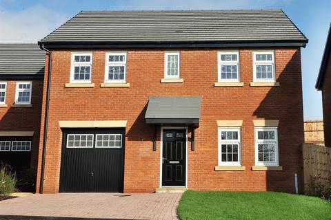 4 bedroom detached house for sale - Plot 80, Lewis  at D'Urton Heights, D'urton Lane, Broughton PR3