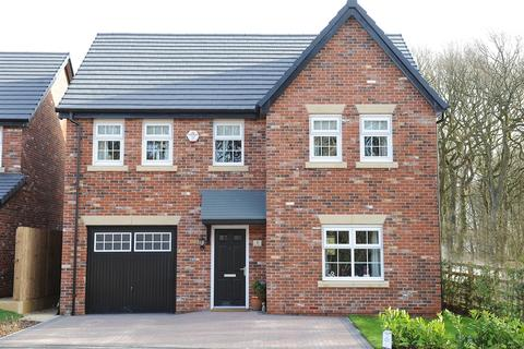 4 bedroom detached house for sale - Plot 81, Harley at D'Urton Heights, D'urton Lane, Broughton PR3