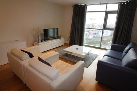 2 bedroom apartment to rent - Altolusso, Bute Terrace - Cardiff