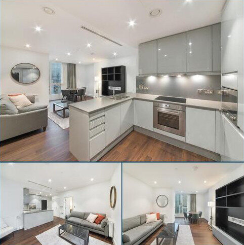 1 bedroom flat to rent - Ostro Tower, 31 Harbour Way, Nr Canary Wharf, London, E14