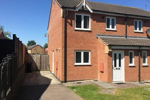 3 bedroom semi-detached house to rent - Cromer Close, , Grantham, NG31 9FE