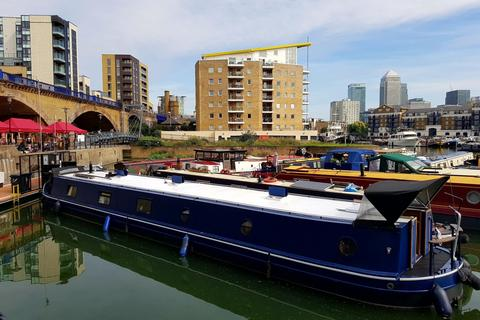 1 bedroom houseboat for sale - Limehouse Basin Marina, London, E14