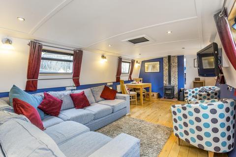 1 bedroom houseboat for sale - Limehouse Basin Marina, London, E14