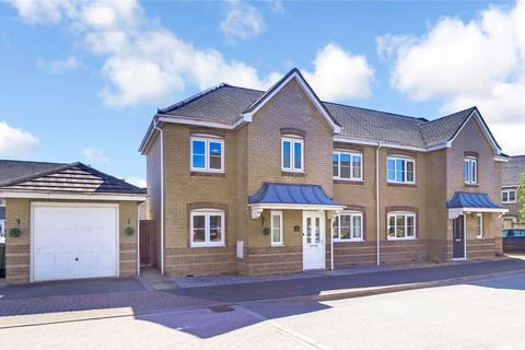 4 bedroom semi-detached house for sale - Wiltshire Crescent, Basingstoke, Hampshire, RG22