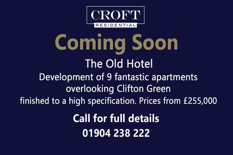 4 bedroom apartment for sale - The Old Hotel, Clifton Green, York