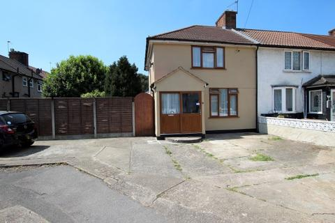 3 bedroom end of terrace house for sale - Rugby Road, Dagenham RM9