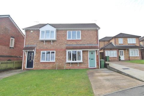 2 bedroom semi-detached house for sale - Clos Gwernen, Llanharry, Pontyclun, Rhondda, Cynon, Taff. CF72 9GH