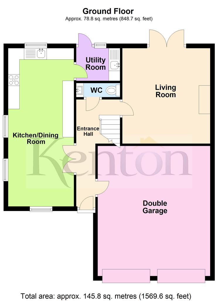 Floorplan 2 of 3: Floor Plan 1