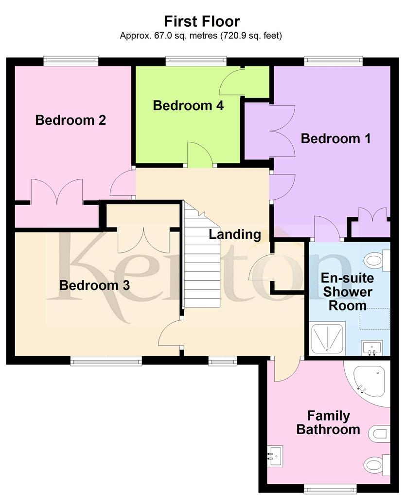 Floorplan 3 of 3: Floor Plan 2