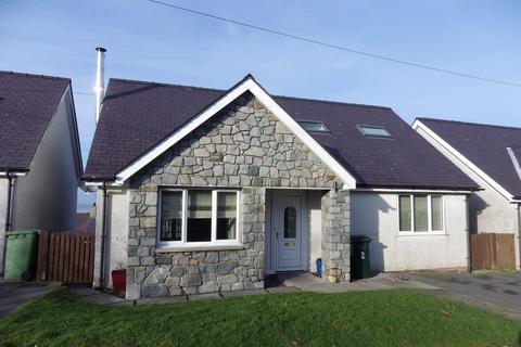 3 bedroom bungalow for sale - Caeau Uchaf, Rhosgadfan, Caernarfon, Gwynedd, LL54