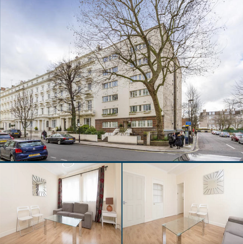 1 bedroom apartment to rent - Oak Tree Lodge, Leinster Gardens W2