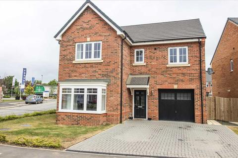 4 bedroom detached house for sale - Merganser Crescent, Barley Meadows, Cramlington