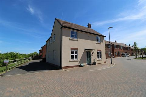 4 bedroom detached house for sale - Ivy Bank, Witham St Hughs, Lincoln