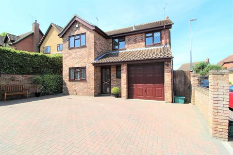 4 bedroom detached house for sale - Goldcrest Close, Colchester, CO4 3FN