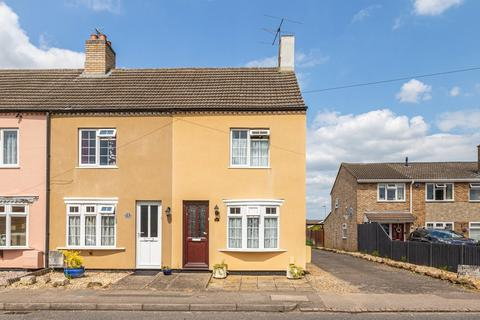 2 bedroom end of terrace house for sale - Church Road, Stotfold, Hitchin, Herts SG5 4LX