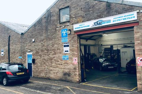 Workshop & retail space for sale - 23 First Avenue, MK1 1DX