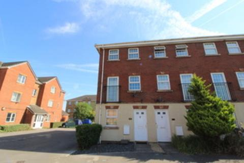 3 bedroom townhouse to rent - Beaufort Square, Pengam Green, Cardiff