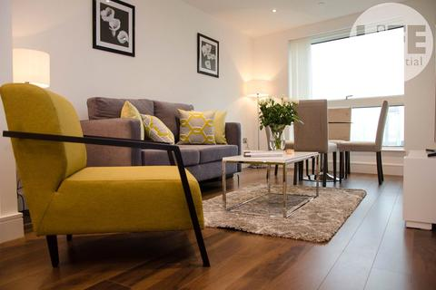 1 bedroom apartment for sale - Talisman Tower, 6 Lincoln Plaza, London, E14