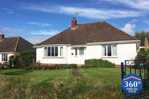 3 bedroom detached bungalow for sale - A detached 3 bedroom bungalow with potential in Rewe