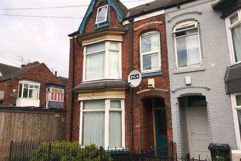3 bedroom end of terrace house for sale - May Street, Kingston upon Hull, HU5 1PQ