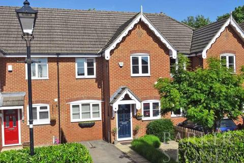 3 bedroom terraced house for sale - Style and Space at Redgrave Place