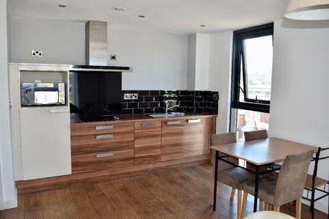 2 bedroom apartment to rent - I Quarter, Blonk Street, Sheffield, S3 8BG