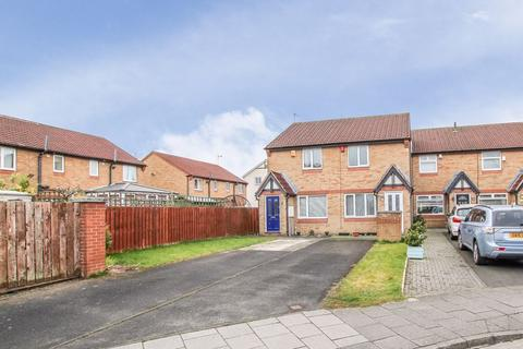 2 bedroom semi-detached house for sale - Mortimer Avenue, Blakelaw, NE5