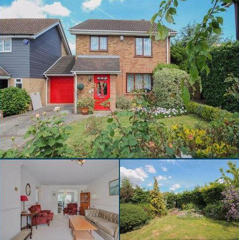 4 bedroom detached house for sale - Jefferson Avenue, Laindon West