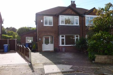 3 bedroom semi-detached house to rent - Chilcote Ave, Sale, M33 5FA