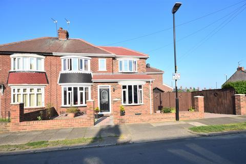 3 bedroom semi-detached house for sale - Kirkstone Avenue, Fulwell, Sunderland