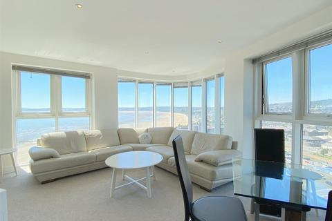 2 bedroom apartment to rent - Meridian Tower, Trawler Road