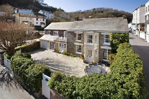 4 bedroom detached house for sale - The Coombes, Polperro