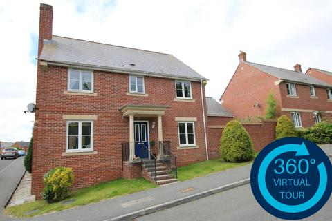 4 bedroom detached house for sale - Cumberland Drive, Kings Heath, Exeter
