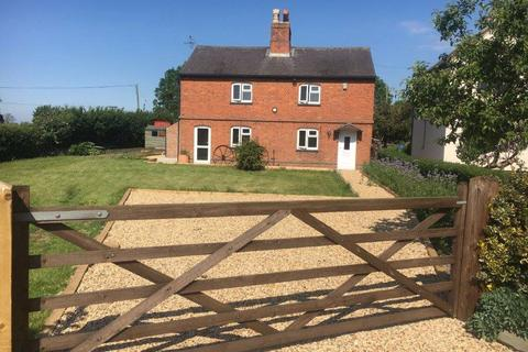 3 bedroom cottage to rent - Uppingham Road, Houghton on the Hill, Leic LE7 9HG