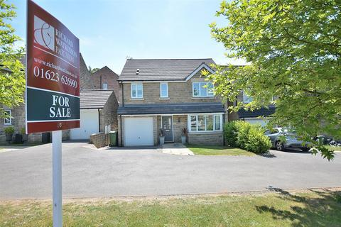 4 bedroom detached house for sale - Stone Bank, Mansfield