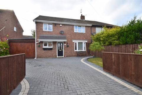 3 bedroom semi-detached house for sale - Gambia Square, Grindon, Sunderland