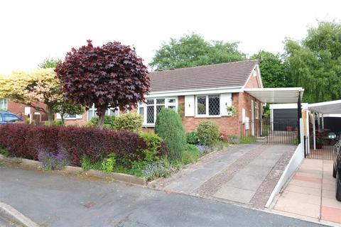 2 bedroom semi-detached bungalow for sale - Kirkwall Grove, Milton, Stoke on Trent ST2 7PH