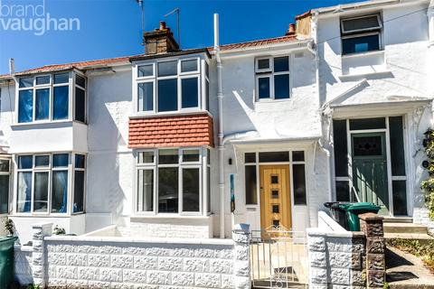 3 bedroom terraced house for sale - Roedale Road, Brighton, East Sussex, BN1