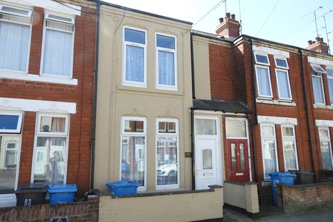 2 bedroom terraced house to rent - Wharncliffe Street, HU5